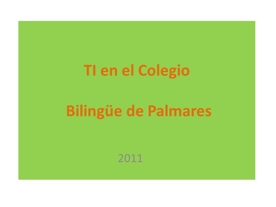 TI en el Colegio Bilingüe de Palmares