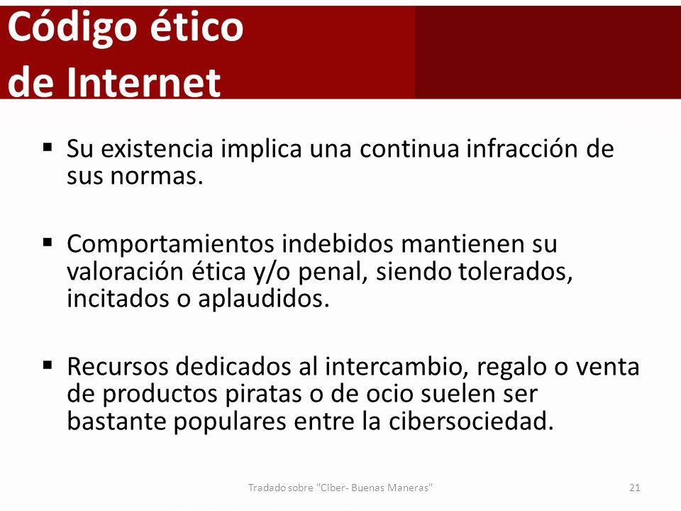 Código ético de Internet