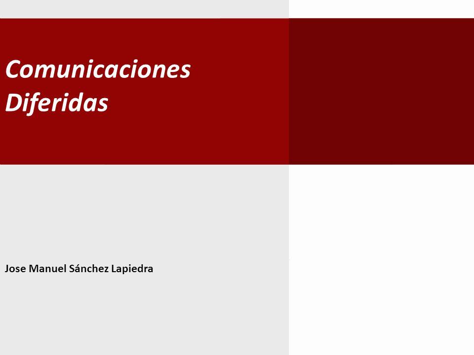 Comunicaciones Diferidas