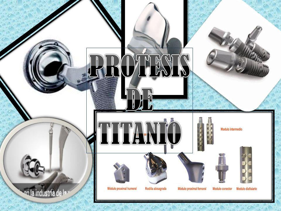 PROTESIS DE TITANIO