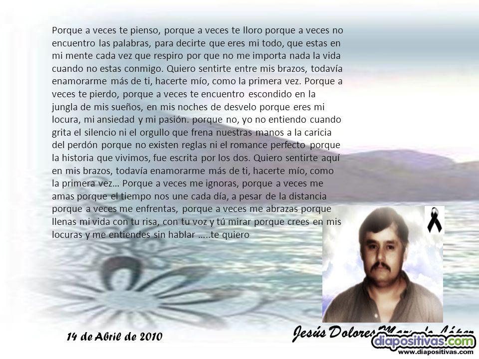 Jesús Dolores Marrufo López