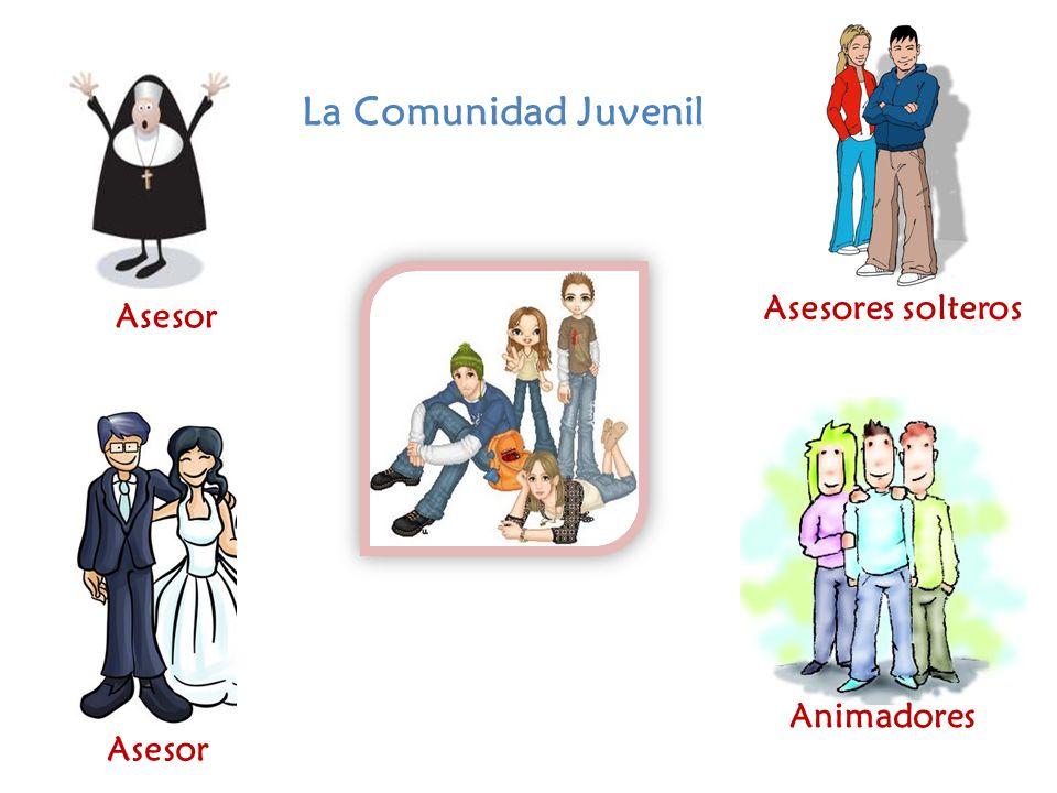 La Comunidad Juvenil Asesores solteros Asesor Animadores Asesor