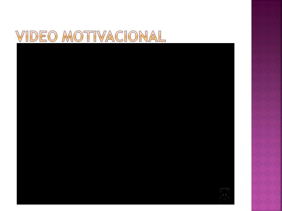 VIDEO MOTIVACIONAL