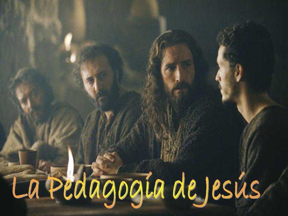 La Pedagogía de Jesús