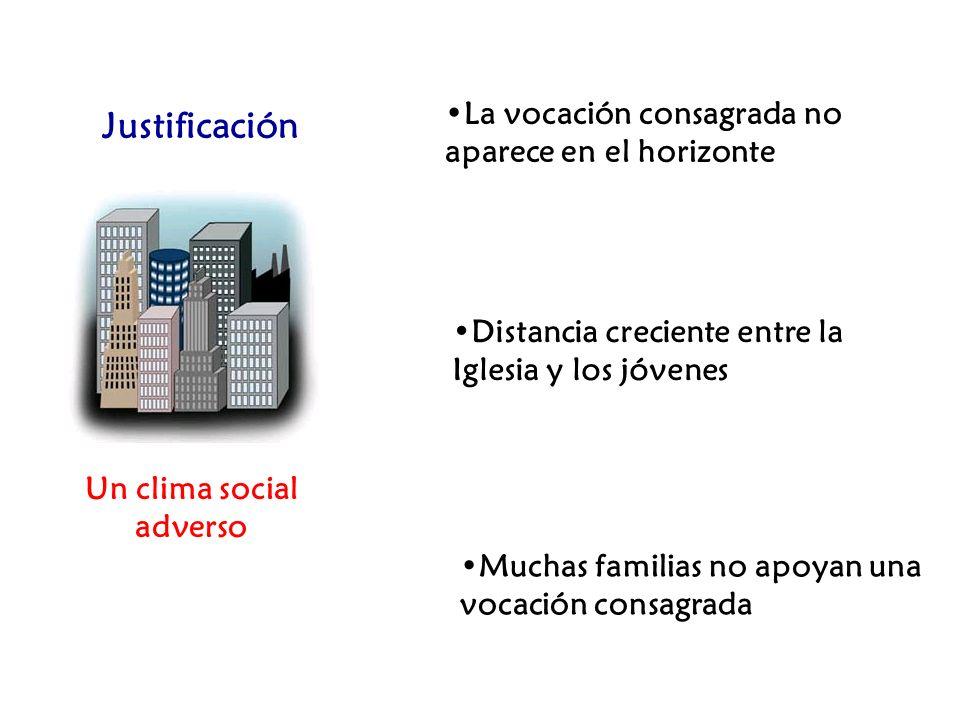 Un clima social adverso