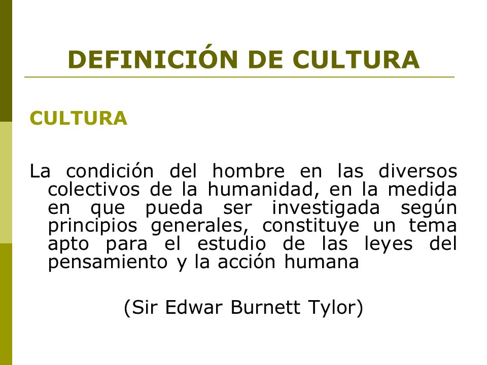 (Sir Edwar Burnett Tylor)