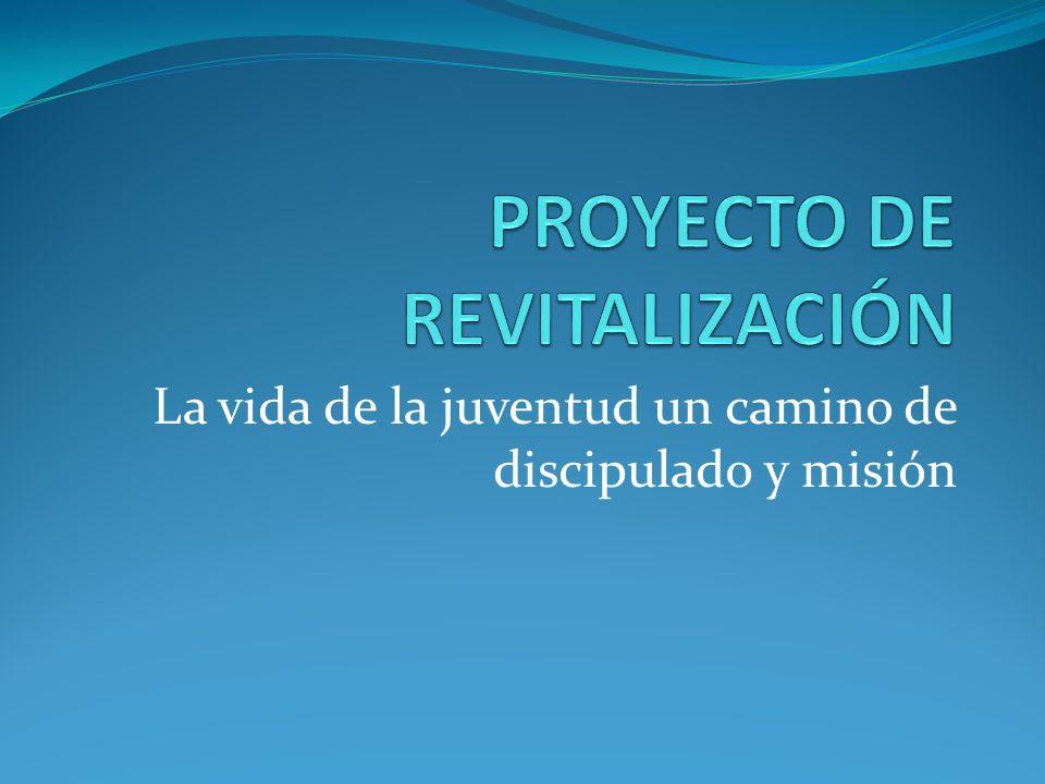 PROYECTO DE REVITALIZACIÓN