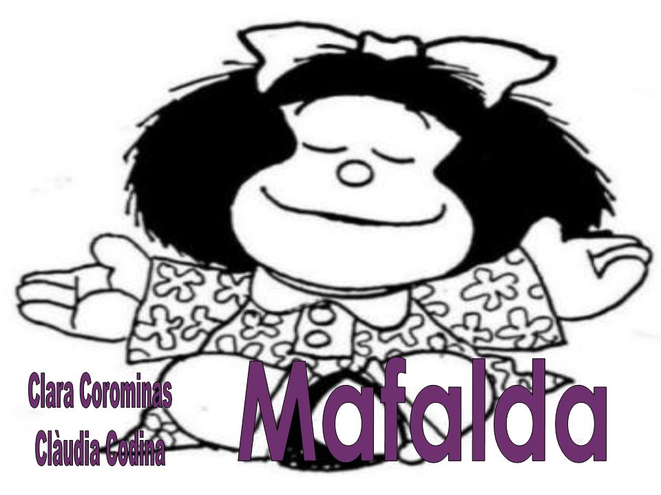 Mafalda Clara Corominas Clàudia Codina