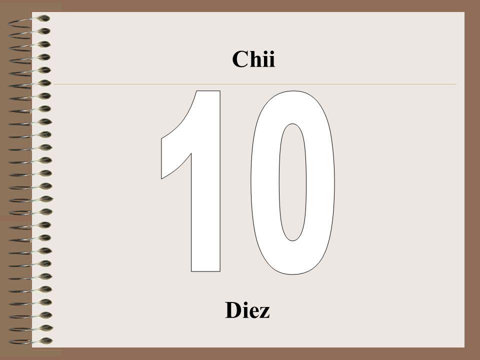 Chii 10 Diez