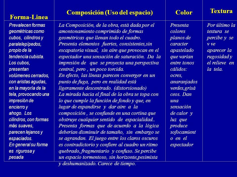 Composición (Uso del espacio)