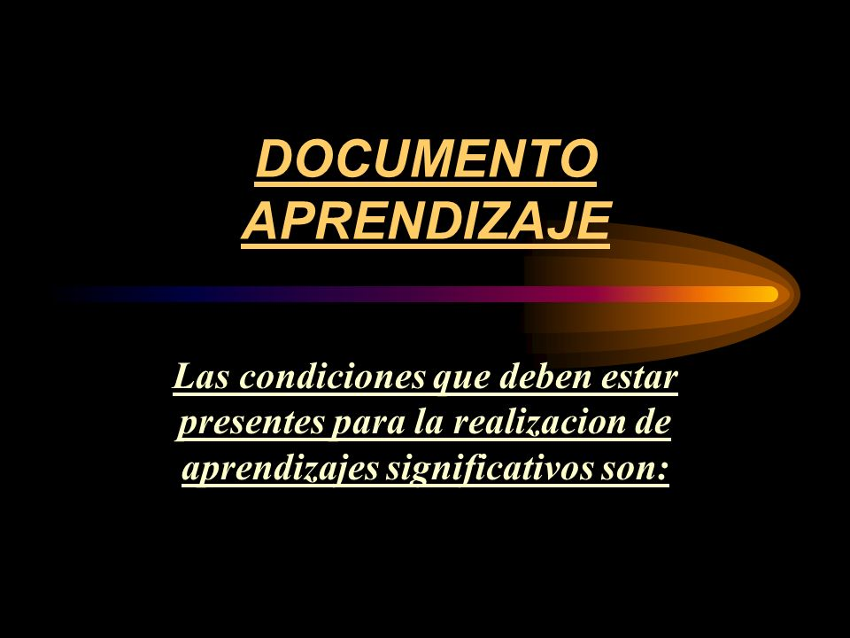 DOCUMENTO APRENDIZAJE