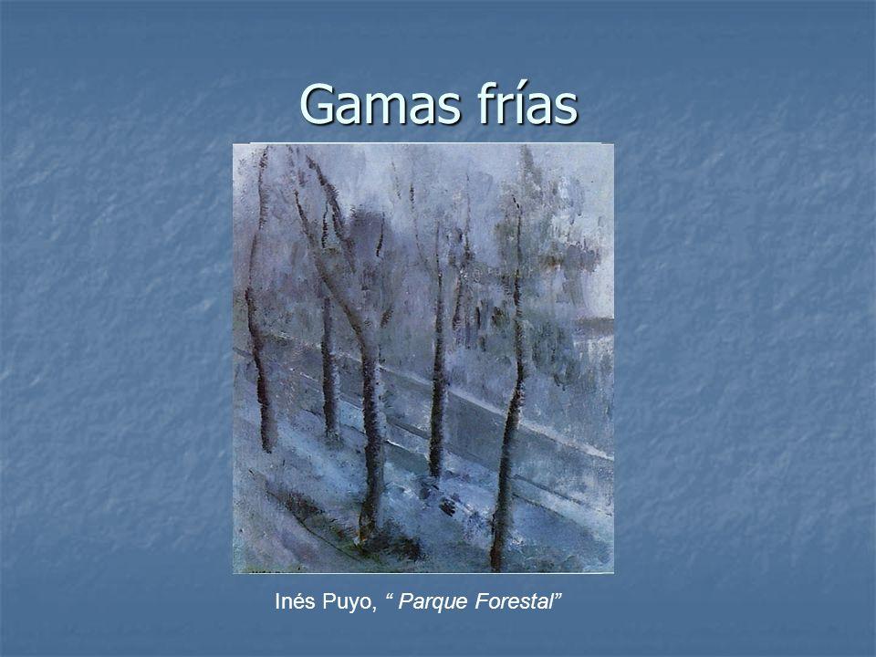 Inés Puyo, Parque Forestal