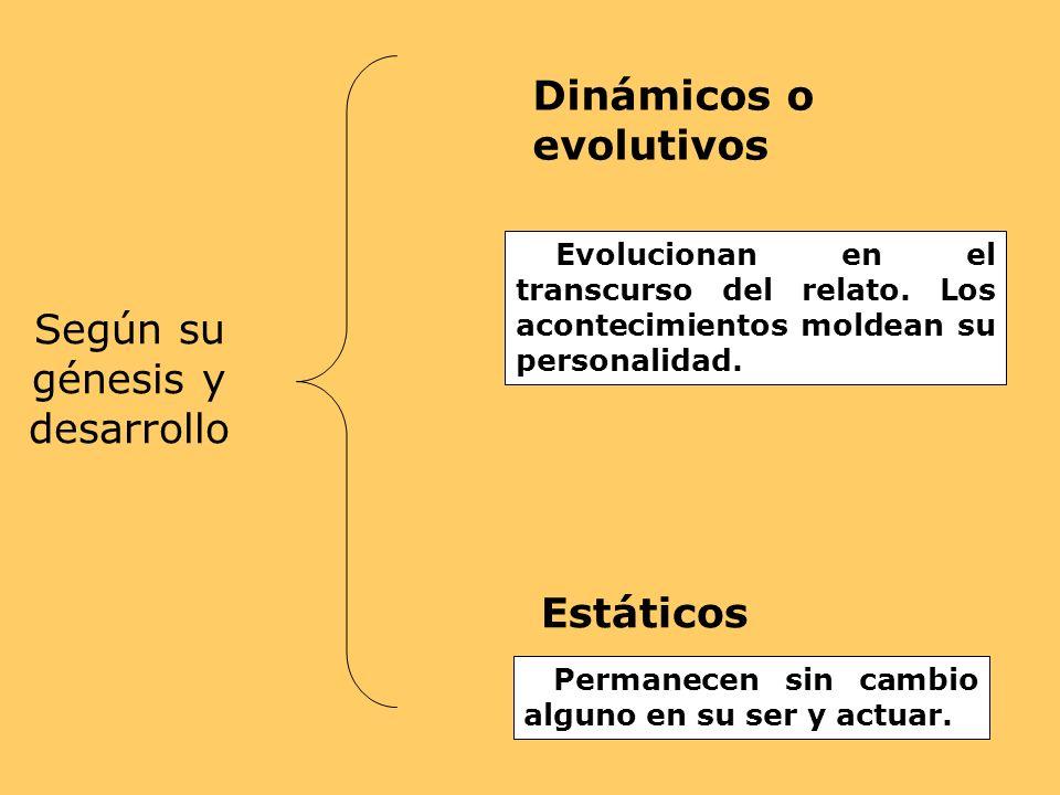 Dinámicos o evolutivos