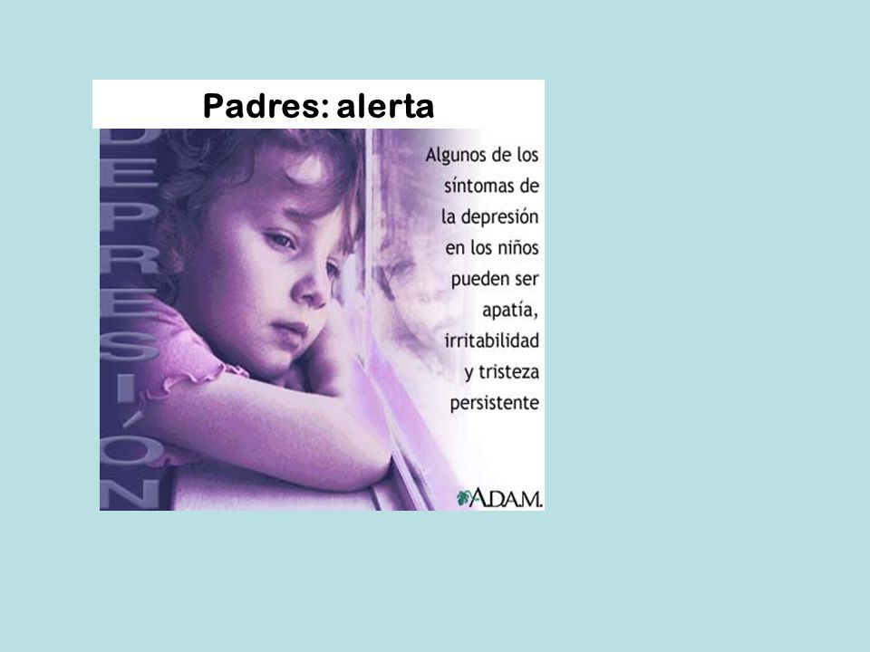 Padres: alerta