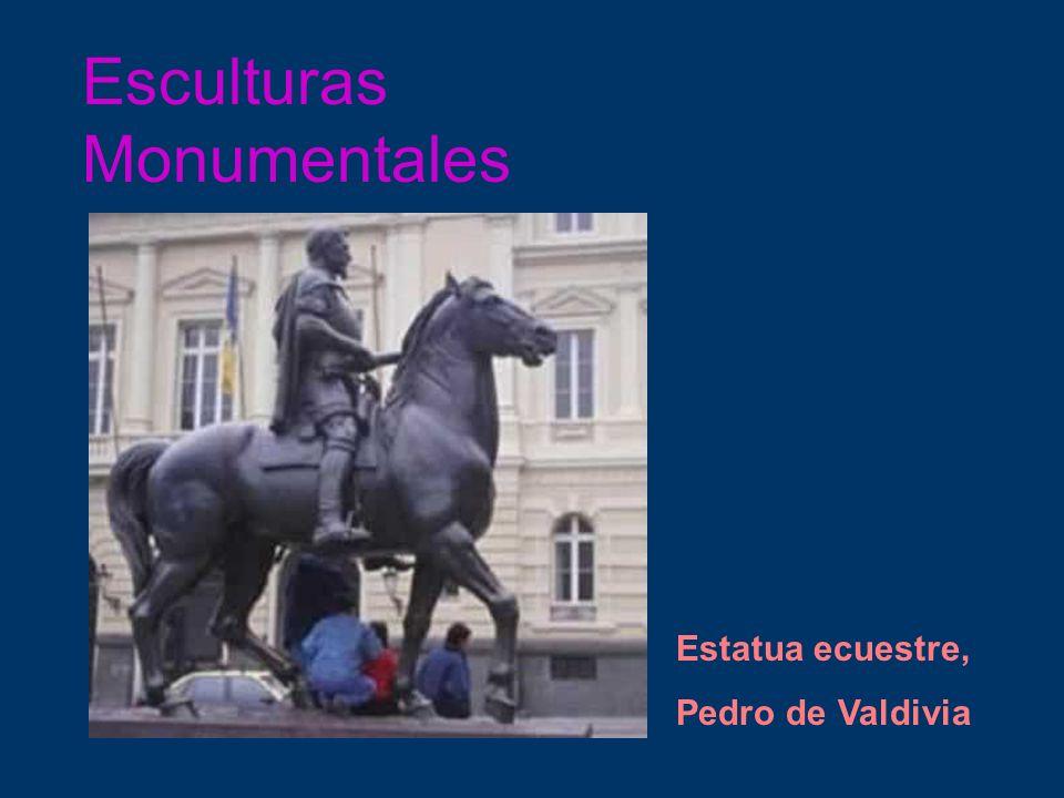Esculturas Monumentales