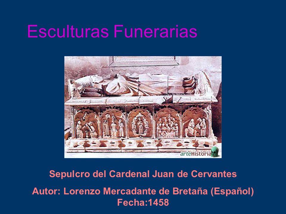 Esculturas Funerarias