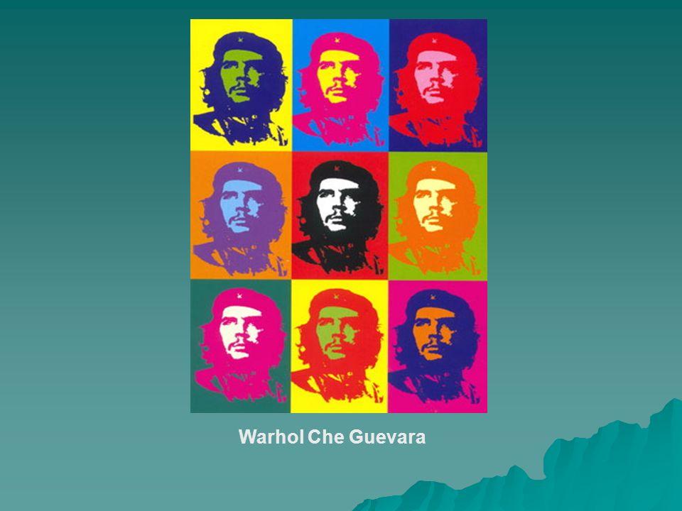 Warhol Che Guevara