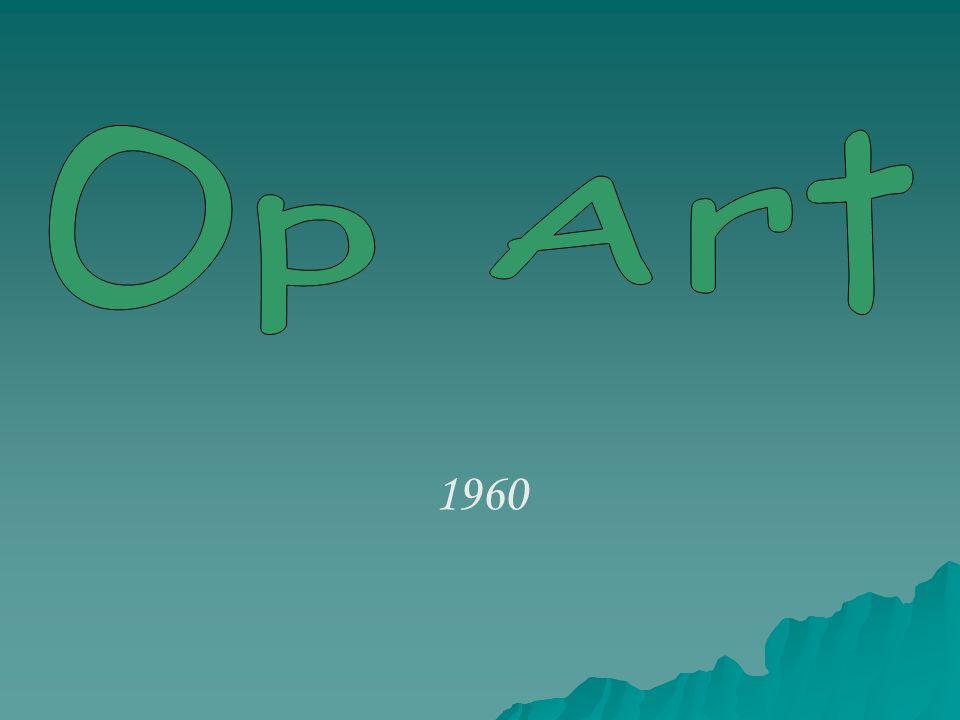 Op Art 1960