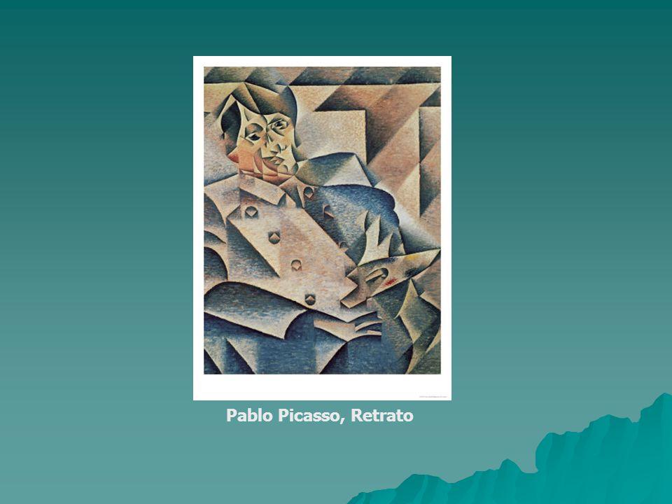 Pablo Picasso, Retrato
