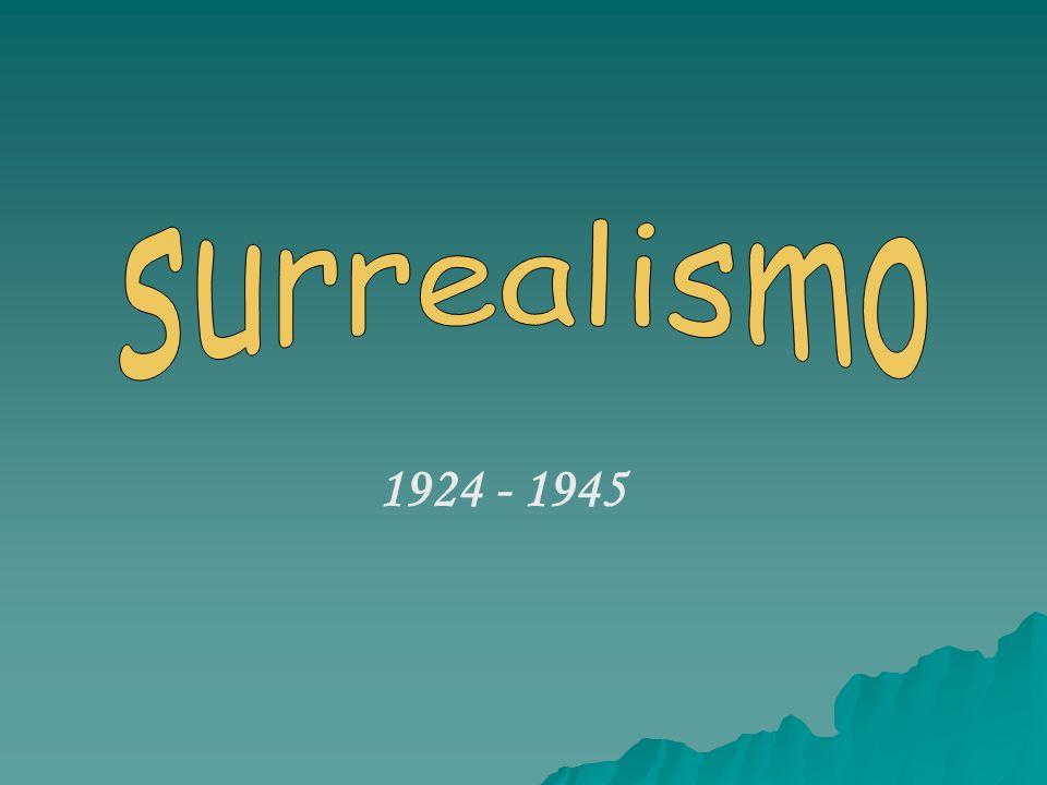 surrealismo 1924 - 1945