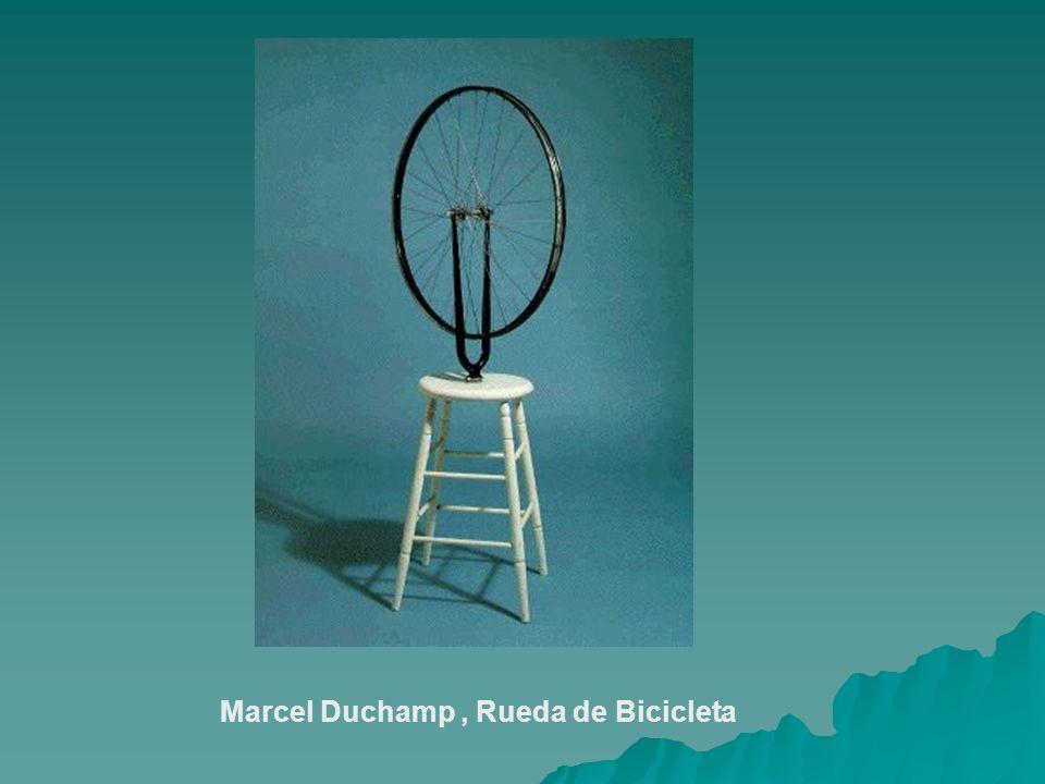 Marcel Duchamp , Rueda de Bicicleta