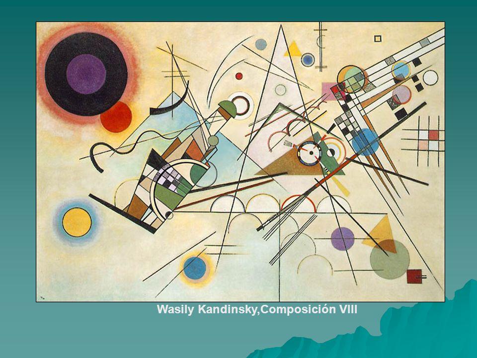 Wasily Kandinsky,Composición VIII