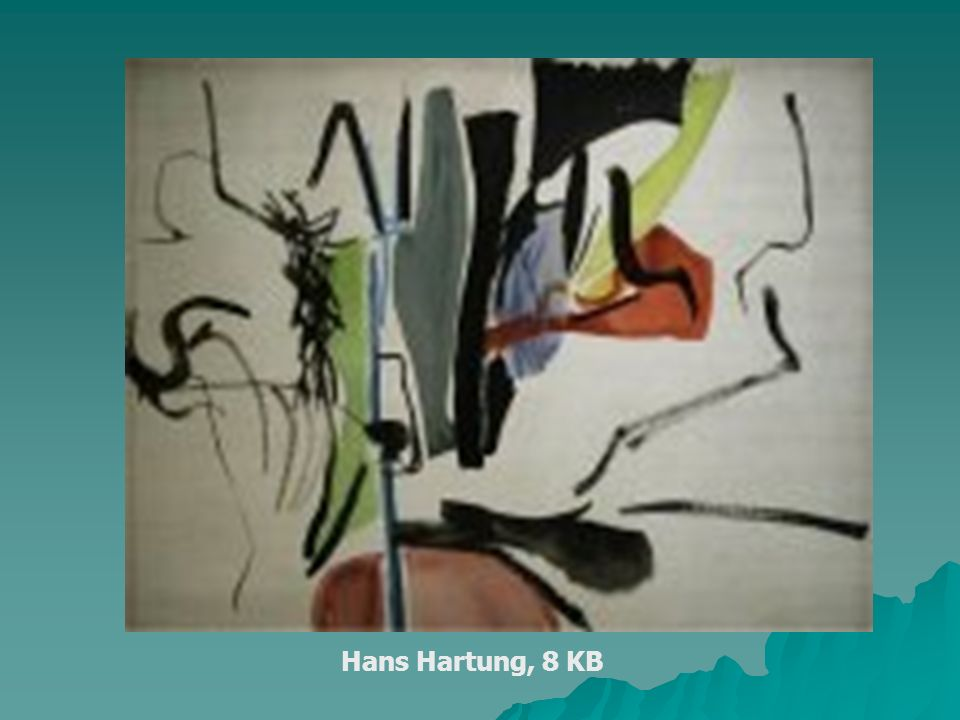 Hans Hartung, 8 KB