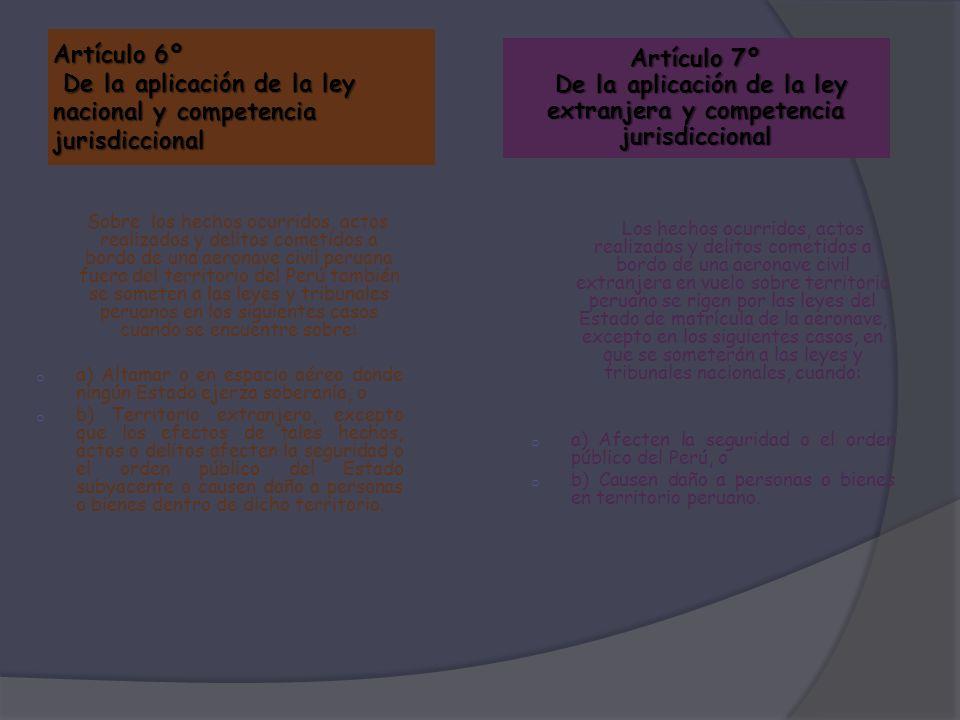 De la aplicación de la ley extranjera y competencia jurisdiccional