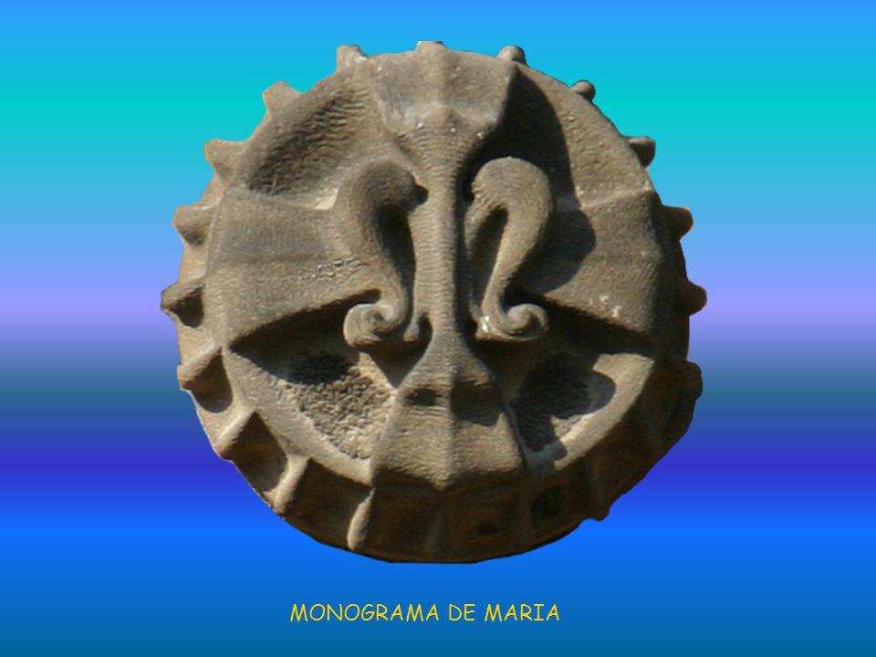 MONOGRAMA DE MARIA
