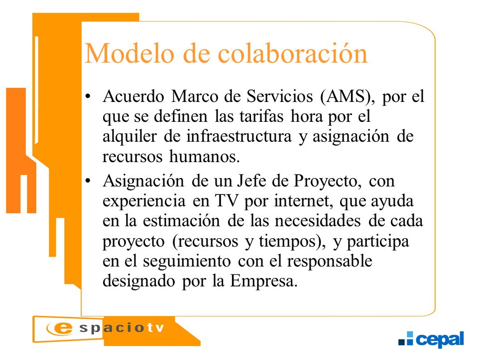 Modelo de colaboración