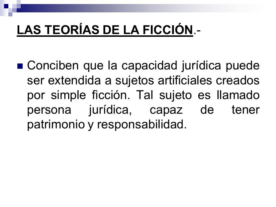 LAS TEORÍAS DE LA FICCIÓN.-