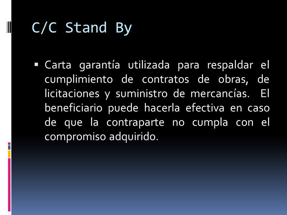 C/C Stand By