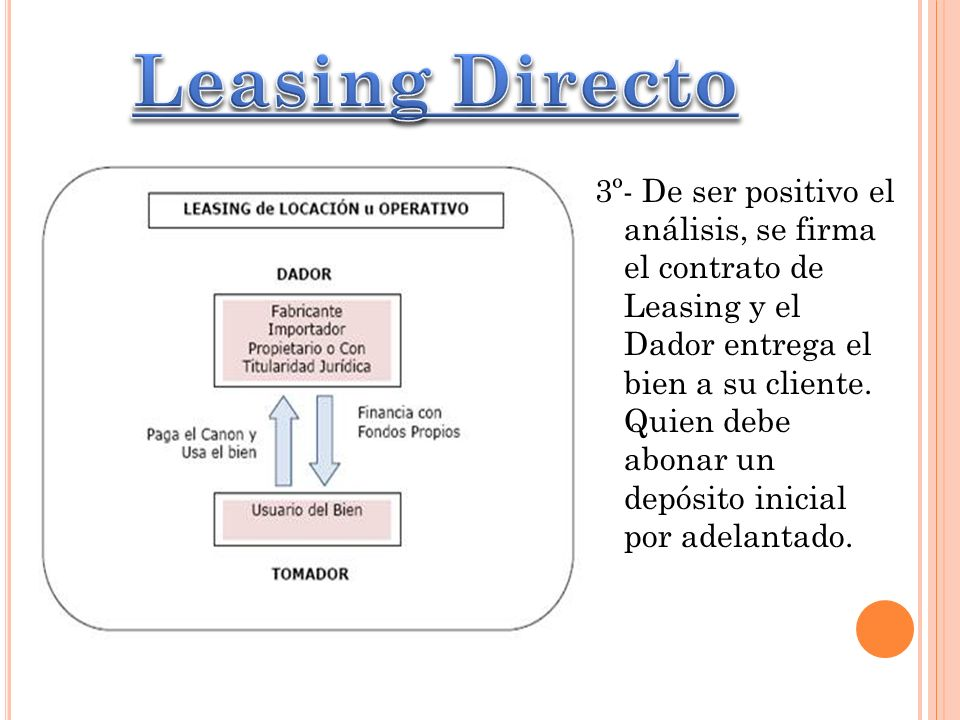 Leasing Directo
