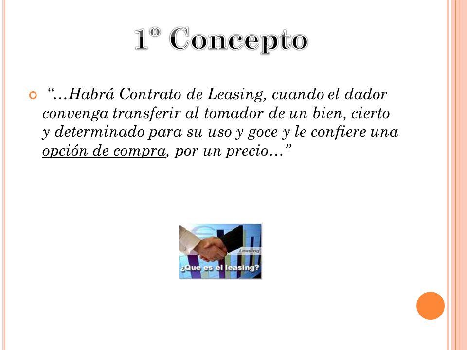 1º Concepto