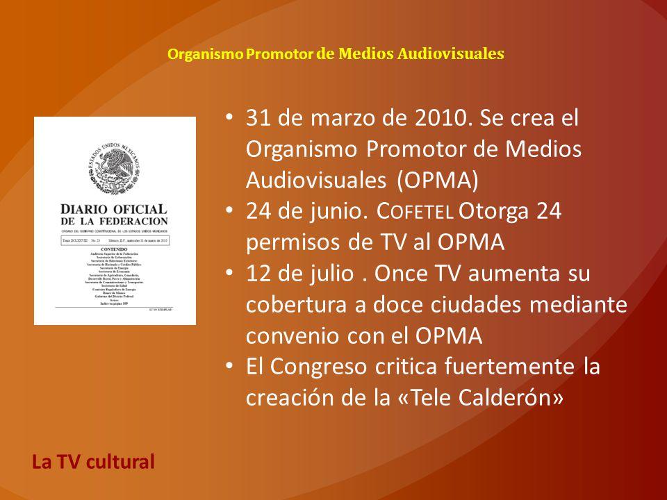 Organismo Promotor de Medios Audiovisuales