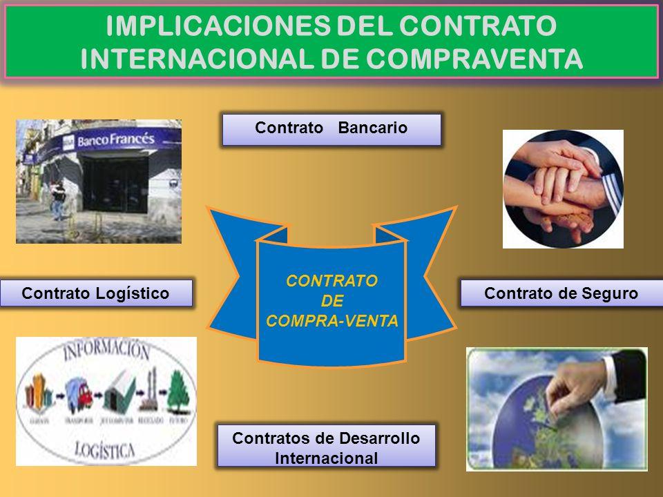 IMPLICACIONES DEL CONTRATO INTERNACIONAL DE COMPRAVENTA