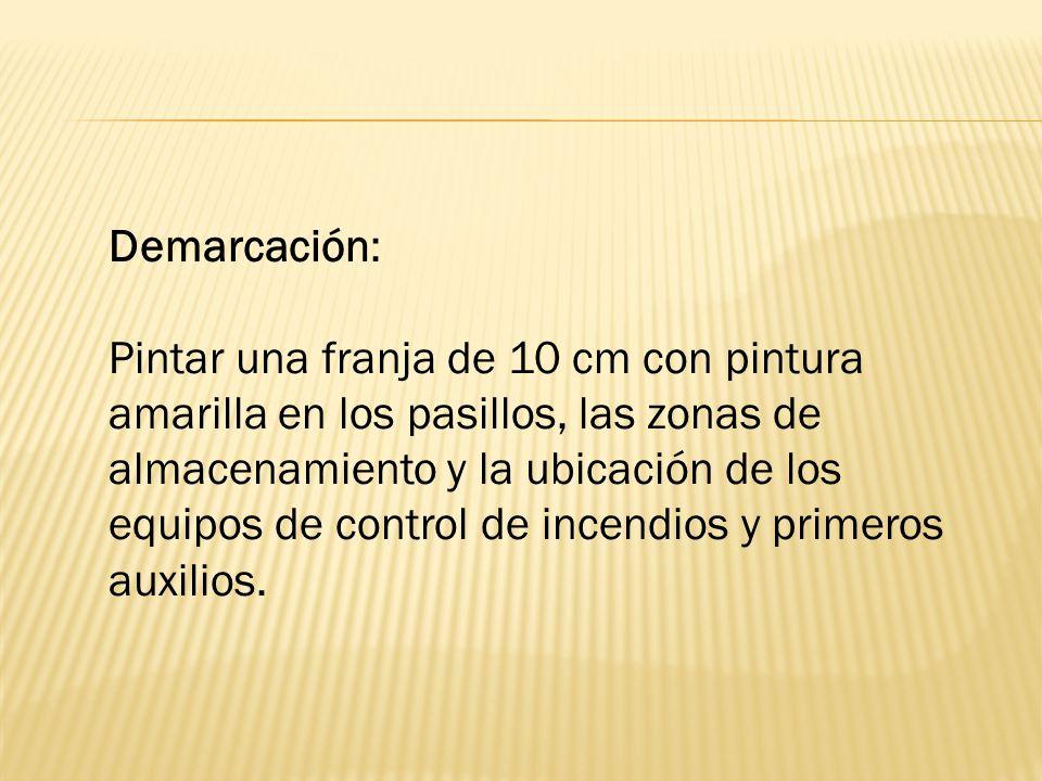 Demarcación: