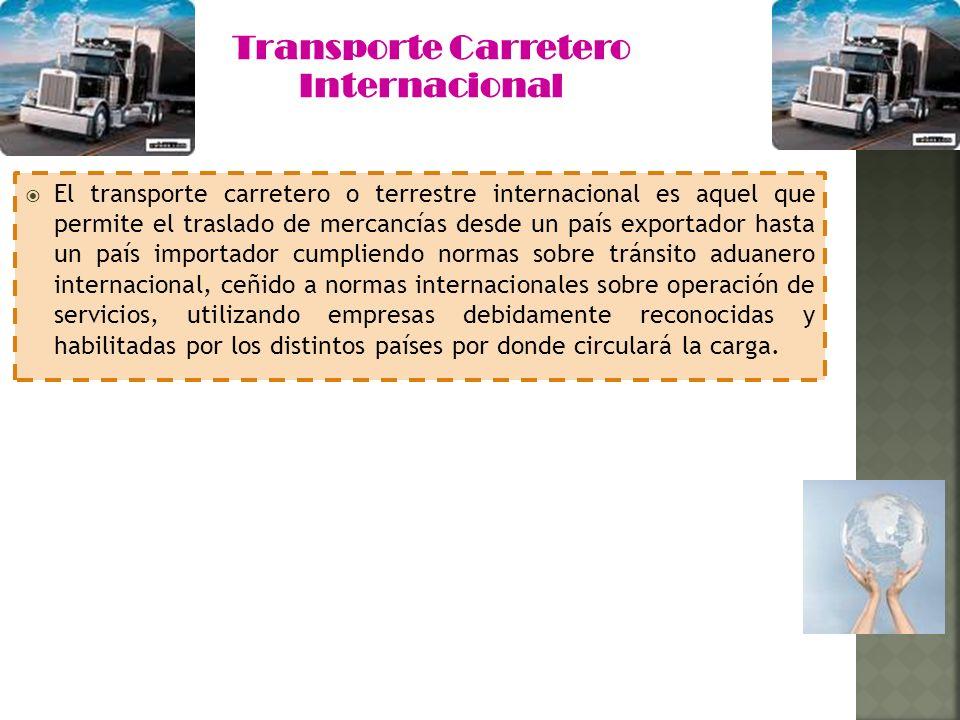 Transporte Carretero Internacional