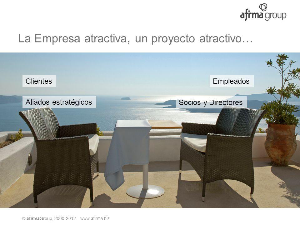La Empresa atractiva, un proyecto atractivo…