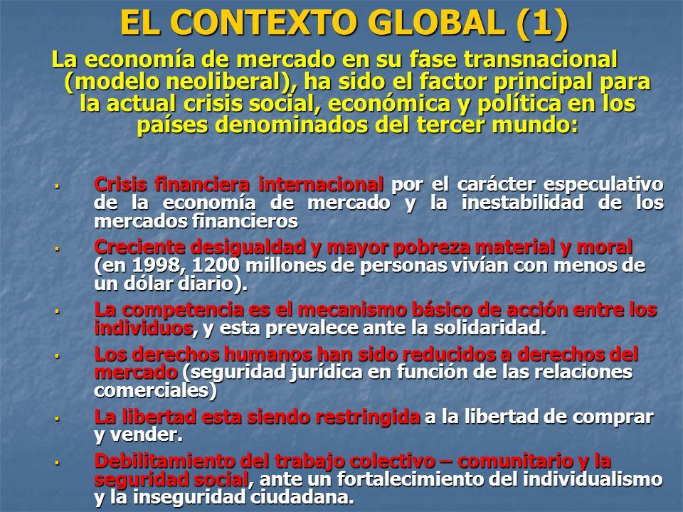 EL CONTEXTO GLOBAL (1)