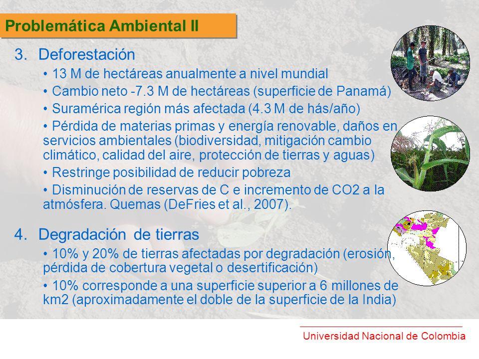 Problemática Ambiental II