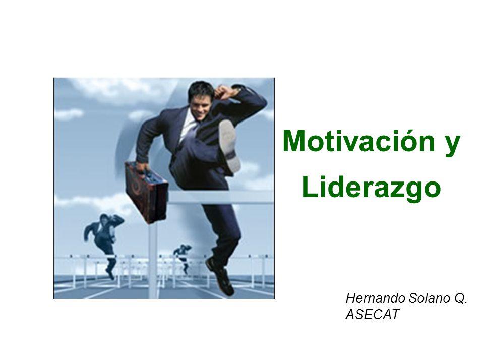 Motivación y Liderazgo