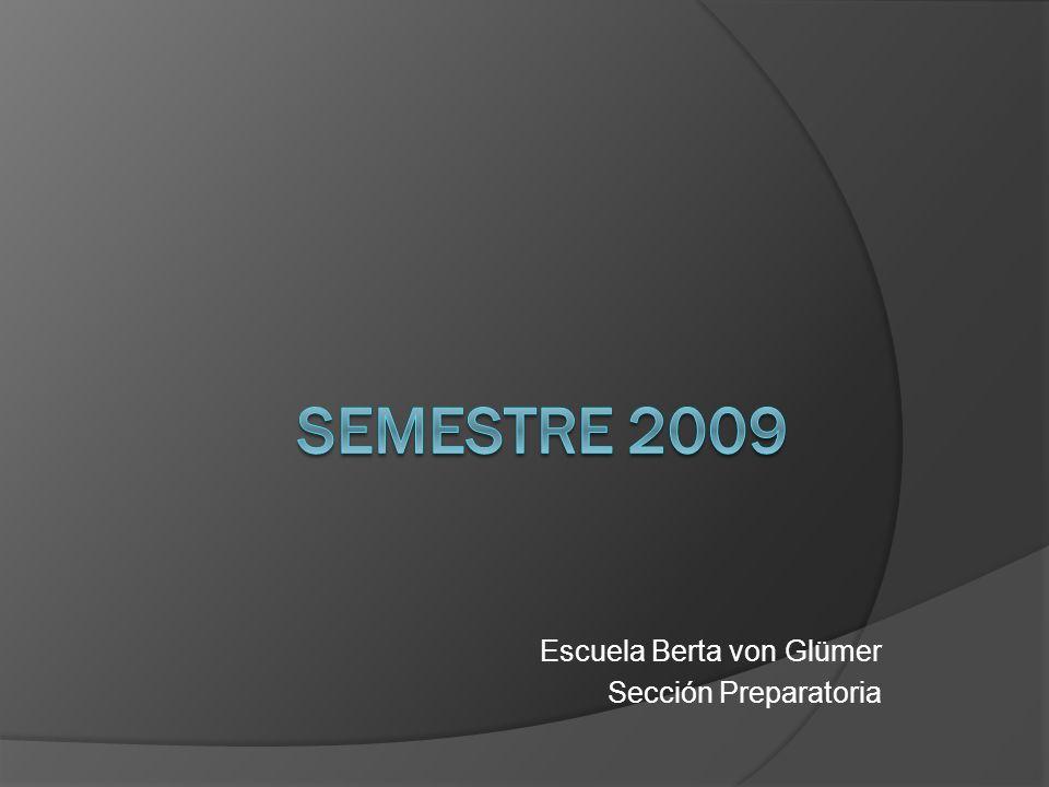 Escuela Berta von Glümer Sección Preparatoria