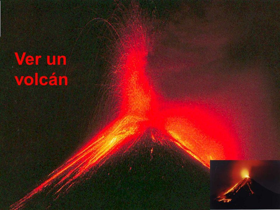 Ver un volcán