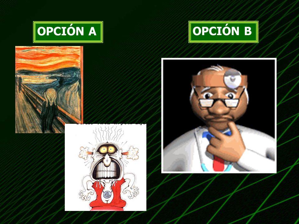 OPCIÓN A OPCIÓN B