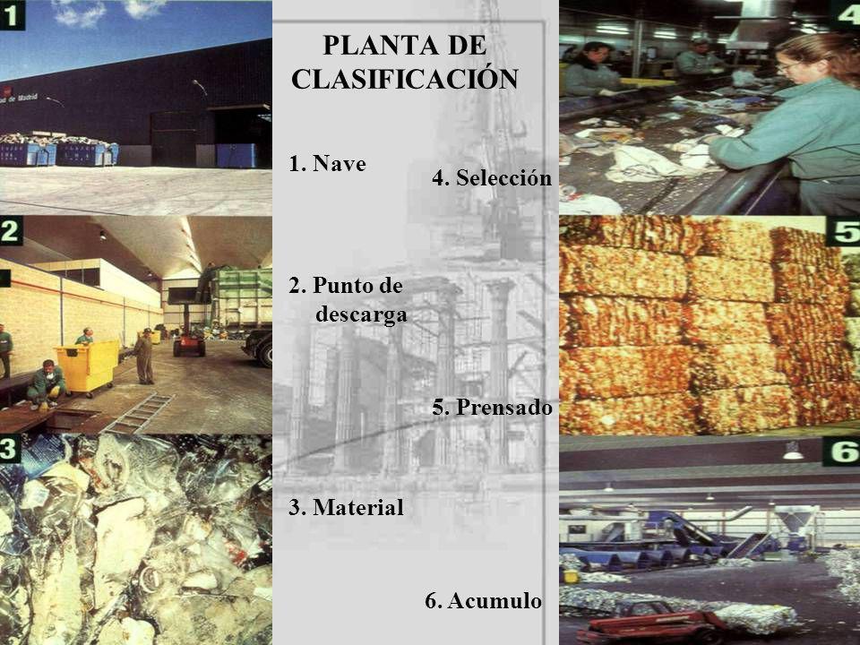 PLANTA DE CLASIFICACIÓN