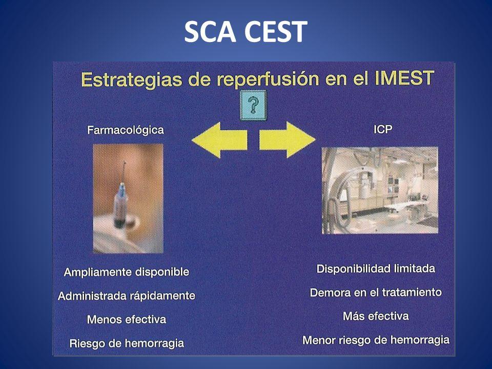 SCA CEST