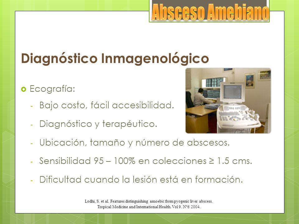 Diagnóstico Inmagenológico
