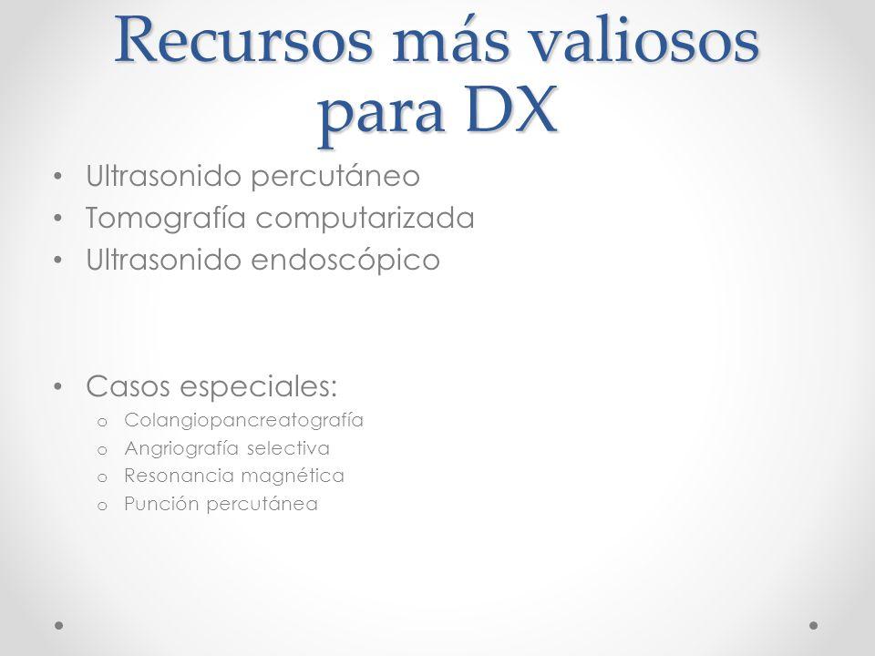 Recursos más valiosos para DX