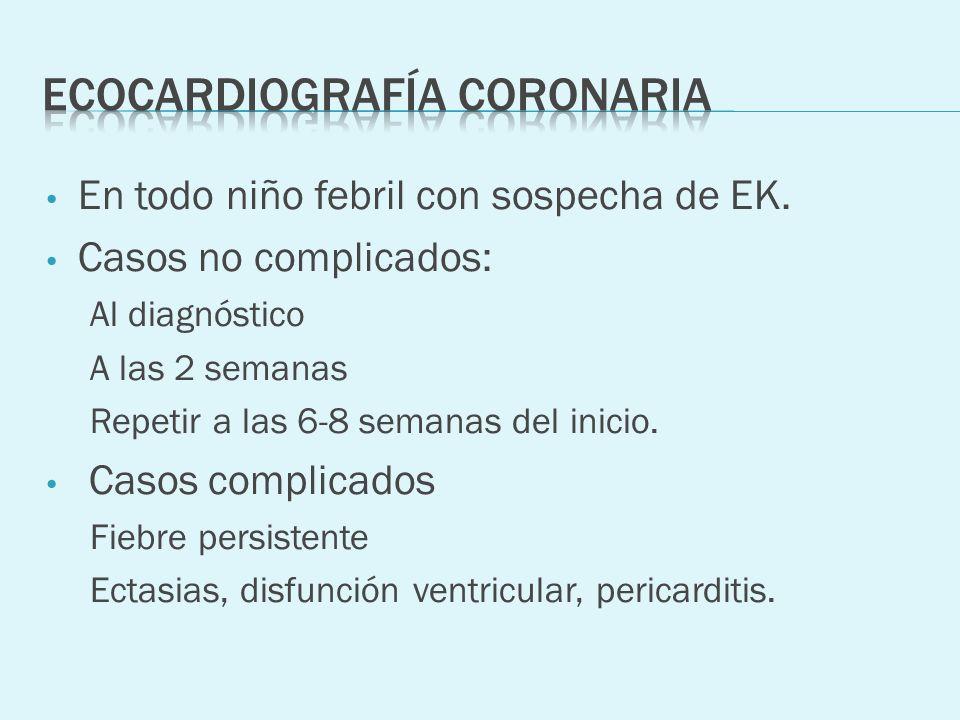 Ecocardiografía coronaria